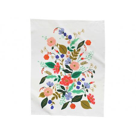 Acheter Torchon coton - Floral Vines - Rifle Paper co - 24,69€ en ligne sur La Petite Epicerie - Loisirs créatifs