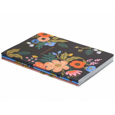 Acheter Lot de 3 carnets A5 - Lively Floral - 18,69€ en ligne sur La Petite Epicerie - Loisirs créatifs