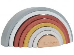 Acheter Arc-en-ciel à empiler - Little Dutch - 26,69€ en ligne sur La Petite Epicerie - Loisirs créatifs