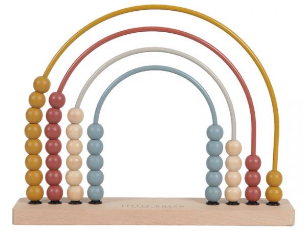 Acheter Arc-en-ciel boulier - naturel - 17,99€ en ligne sur La Petite Epicerie - Loisirs créatifs