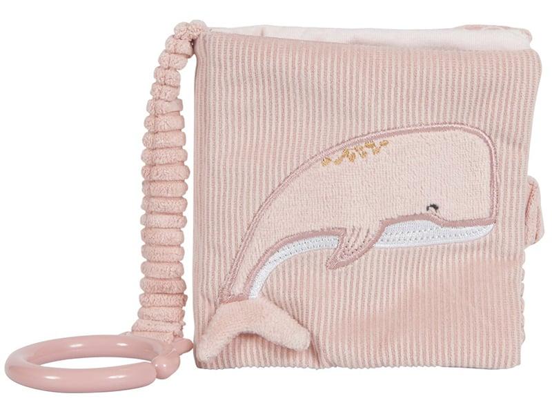 Acheter Livre pour poussette en tissu Ocean Pink - Little Dutch - 14,29€ en ligne sur La Petite Epicerie - Loisirs créatifs