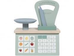 Acheter Balance de marchande en bois Mint - Little Dutch - 19,79€ en ligne sur La Petite Epicerie - Loisirs créatifs