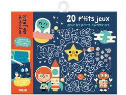 Acheter 20 p'tits jeux - Pour les petits aventuriers - 5,95€ en ligne sur La Petite Epicerie - Loisirs créatifs