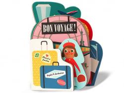 Acheter Livre Bon voyage - Ingela P Arrhenius - 7,50€ en ligne sur La Petite Epicerie - Loisirs créatifs