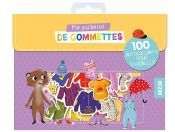Acheter Pochette de gommettes - 100 autocollants pour s'habiller - 4,36€ en ligne sur La Petite Epicerie - Loisirs créatifs