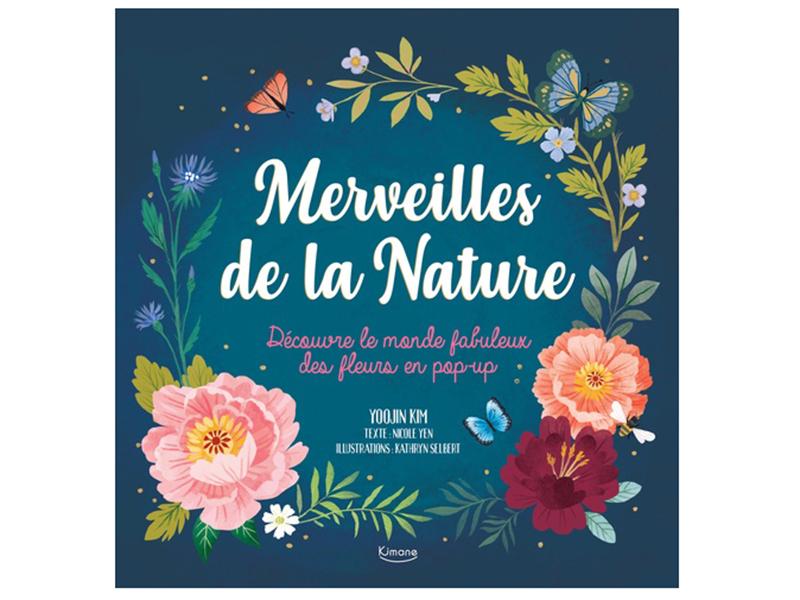 Acheter Livre Merveilles de la Nature - Yoojin Kim - 24,95€ en ligne sur La Petite Epicerie - Loisirs créatifs