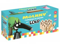 Acheter Mölkky Loup - 27,50€ en ligne sur La Petite Epicerie - Loisirs créatifs