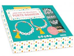 Acheter Kit créatif - Mon duo de bracelets porte-bonheur - Mon superbe bijou - 7,95€ en ligne sur La Petite Epicerie - Loisi...