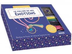 Acheter Kit créatif - Le collier de mes émotions - Mon superbe bijou - 7,95€ en ligne sur La Petite Epicerie - Loisirs créatifs