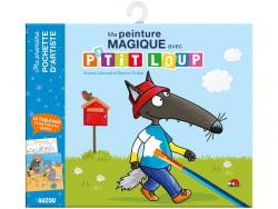 Acheter Ma peinture magique P'tit Loup - 7,90€ en ligne sur La Petite Epicerie - Loisirs créatifs