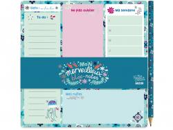 Acheter Ma papeterie créative - Mon merveilleux bloc-notes - 9,95€ en ligne sur La Petite Epicerie - Loisirs créatifs