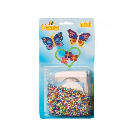Acheter Coffret perles HAMA MINI - 2000 perles et un support - 6,75€ en ligne sur La Petite Epicerie - 100% Loisirs créatifs