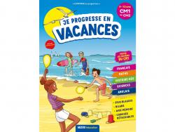 Acheter Je progresse en vacances - Cahier de vacances du CM2 à la 6e - 4,95€ en ligne sur La Petite Epicerie - Loisirs créatifs