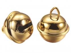 Acheter Lot de 10 grelots dorés - 5,99€ en ligne sur La Petite Epicerie - Loisirs créatifs