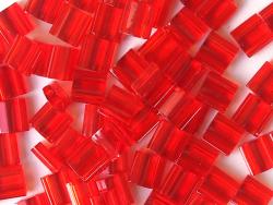 Acheter Perles Tila 5 mm - Trans Red TL140 - 2,99€ en ligne sur La Petite Epicerie - Loisirs créatifs