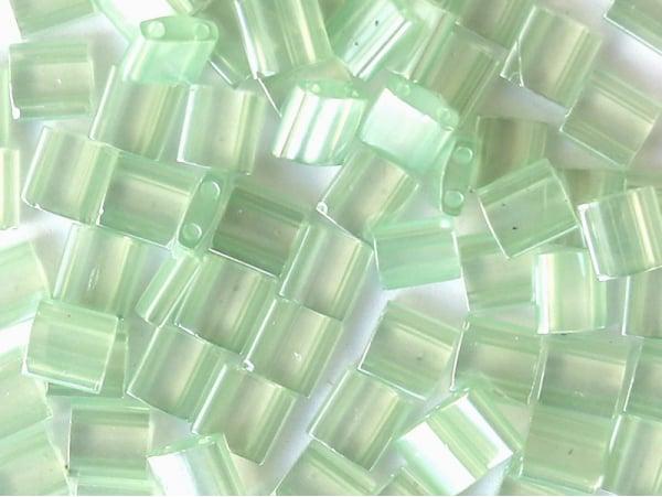 Acheter Perles Tila Bead 5 mm - Seafoam Green Luster TL370 - 3,19€ en ligne sur La Petite Epicerie - Loisirs créatifs