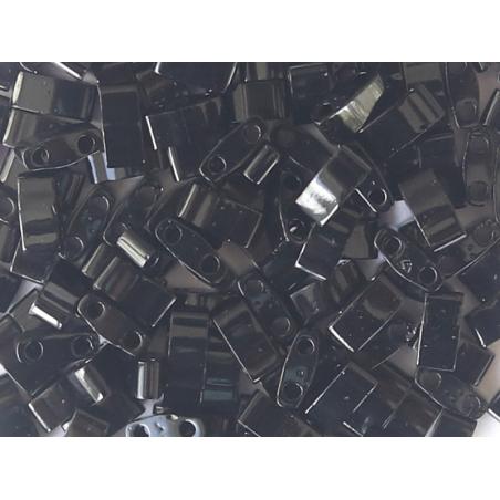 Acheter Perles Half tila 2,3 mm - Black TLH401 - 3,19€ en ligne sur La Petite Epicerie - Loisirs créatifs