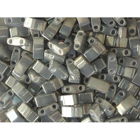 Acheter Perles Half tila 2,3 mm - Glavin Gray Luster TLH1865 - 4,19€ en ligne sur La Petite Epicerie - Loisirs créatifs