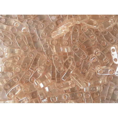 Acheter Perles Quarter Tila Light Rose Luster QTL365 - 3,69€ en ligne sur La Petite Epicerie - Loisirs créatifs