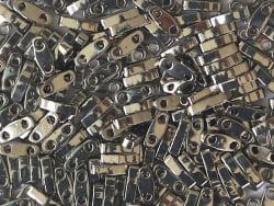 Acheter Perles Quarter Tila Nickel Plated QTL190 - 6,39€ en ligne sur La Petite Epicerie - Loisirs créatifs