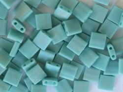Acheter Perles Tila Bead 5mm - Matte Opaque Turquoise TL412FR - 3,39€ en ligne sur La Petite Epicerie - Loisirs créatifs