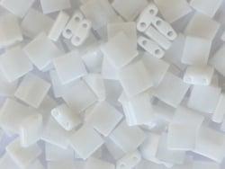 Acheter Perles Tila Bead 5mm - Opaque White TL402 - 2,89€ en ligne sur La Petite Epicerie - Loisirs créatifs