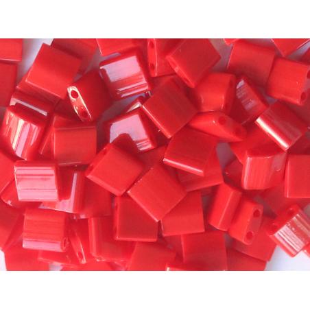 Acheter Perles Tila Bead 5mm - Opaque Red TL408 - 2,99€ en ligne sur La Petite Epicerie - Loisirs créatifs