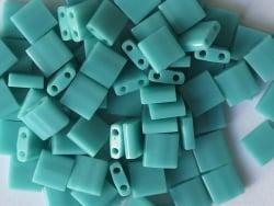 Acheter Perles Tila Bead 5mm - Opaque Turquoise Green TL412 - 2,89€ en ligne sur La Petite Epicerie - Loisirs créatifs