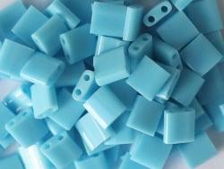 Acheter Perles Tila Bead 5mm - Opaque Turquoise Blue TL413 - 2,89€ en ligne sur La Petite Epicerie - Loisirs créatifs