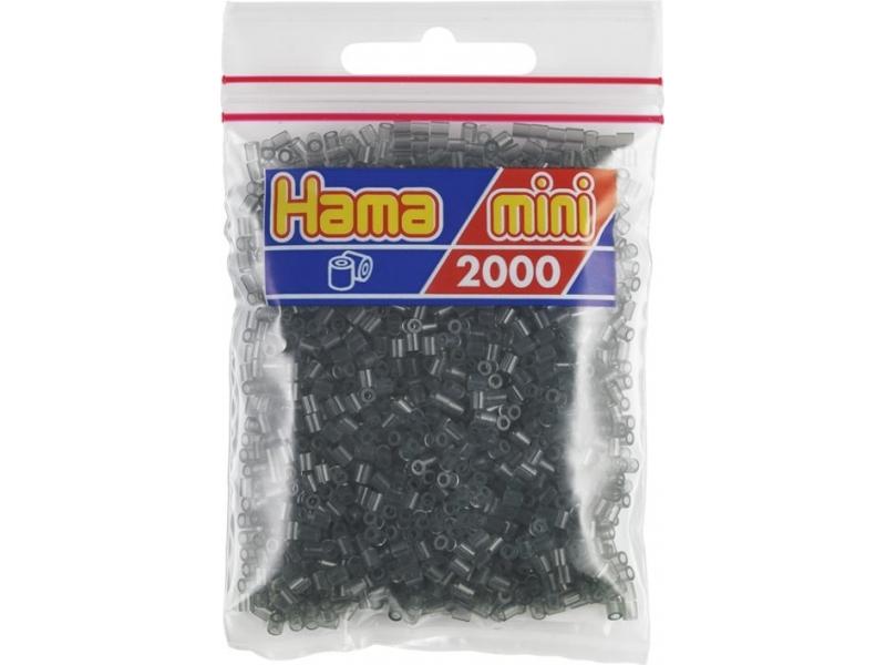 Acheter Sachet de 2000 perles HAMA MINI - noir transparent 23 - 2,70€ en ligne sur La Petite Epicerie - Loisirs créatifs