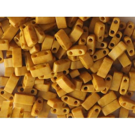 Acheter Perles Half Tila 2,3 mm - Mustard TLH2312 - 4,49€ en ligne sur La Petite Epicerie - Loisirs créatifs