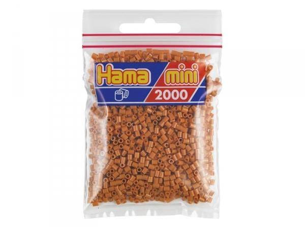 Acheter Sachet de 2000 perles HAMA MINI - marron clair 21 - 2,70€ en ligne sur La Petite Epicerie - 100% Loisirs créatifs