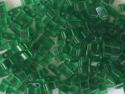 Acheter Perles Half Tila 2,3 mm - Transparent Green TLH146 - 3,19€ en ligne sur La Petite Epicerie - Loisirs créatifs