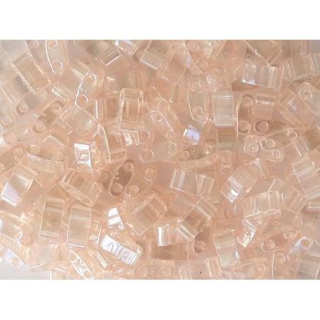 Acheter Perles Half Tila 2,3 mm - Light Rose Luster TLH365 - 3,59€ en ligne sur La Petite Epicerie - Loisirs créatifs