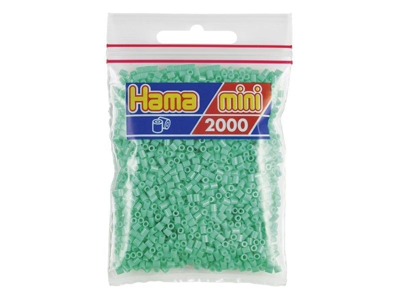 Acheter Sachet de 2000 perles HAMA MINI - vert clair 11 - 2,70€ en ligne sur La Petite Epicerie - Loisirs créatifs