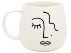Acheter Mug visage abstrait - 12,49€ en ligne sur La Petite Epicerie - Loisirs créatifs