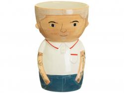 Acheter Vase - Bradley - 16,99€ en ligne sur La Petite Epicerie - Loisirs créatifs