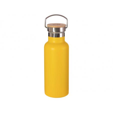 Acheter Gourde acier inoxydable 500mL - Jaune moutarde - 24,99€ en ligne sur La Petite Epicerie - Loisirs créatifs