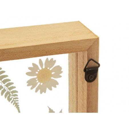 Acheter Cadre flottant petites fleurs - 26 x 21 cm - 19,99€ en ligne sur La Petite Epicerie - Loisirs créatifs