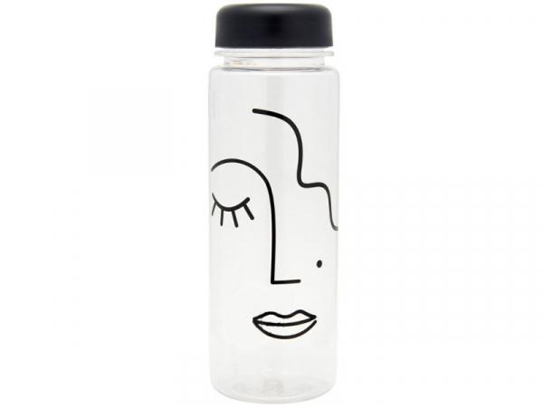 Acheter Bouteille d'eau - Visage abstrait - 9,99€ en ligne sur La Petite Epicerie - Loisirs créatifs