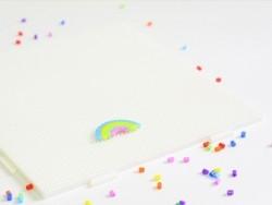 Stiftplatte für HAMA-Mini-Perlen - großes Viereck