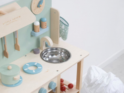 Acheter Petite cuisinière en bois - Little Dutch - 89,99€ en ligne sur La Petite Epicerie - Loisirs créatifs
