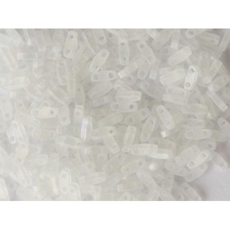 Acheter Perles Quarter Tila - Crystal Matte Transparent QTL131FR - 3,59€ en ligne sur La Petite Epicerie - Loisirs créatifs