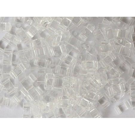 Acheter Perles Half Tila 2,3 mm - Crystal TLH131 - 3,59€ en ligne sur La Petite Epicerie - Loisirs créatifs