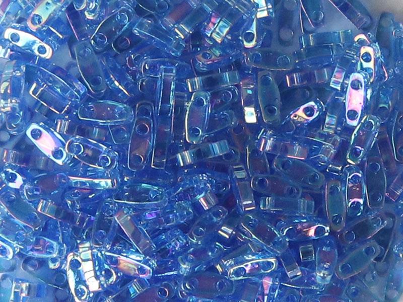Acheter Perles Quarter Tila - Transparent Sapphire QTL261 - 3,49€ en ligne sur La Petite Epicerie - Loisirs créatifs