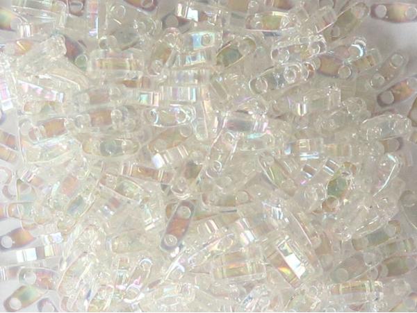 Acheter Perles Quarter Tila - Transparent Rainbow QTL250 - 3,49€ en ligne sur La Petite Epicerie - Loisirs créatifs