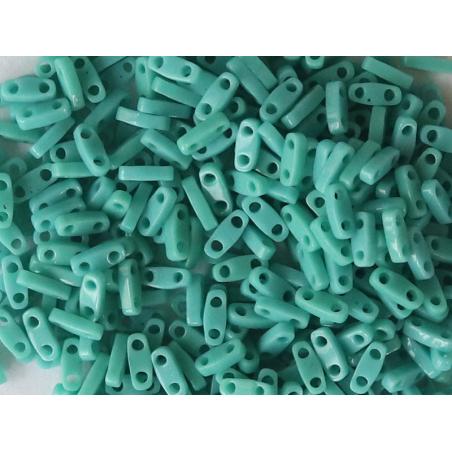 Acheter Perles Quarter Tila - Opaque Turquoise QTL412 - 3,39€ en ligne sur La Petite Epicerie - Loisirs créatifs