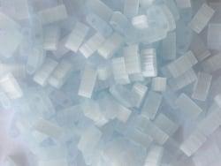 Acheter Perles Half Tila 2,3 mm - Silk Pale Light Blue TLH2561 - 3,49€ en ligne sur La Petite Epicerie - Loisirs créatifs
