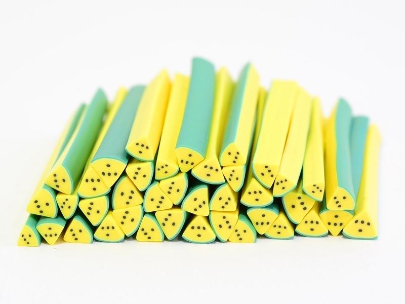 Acheter Cane quart de pastèque jaune - 0,49€ en ligne sur La Petite Epicerie - Loisirs créatifs