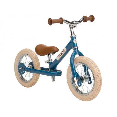 Acheter Draisienne 2 roues vintage - bleu - 99,00€ en ligne sur La Petite Epicerie - Loisirs créatifs